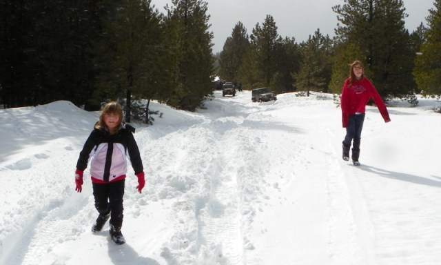 Spring Fever run at Colockum Pass 37