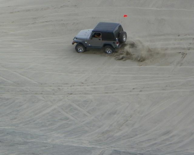 2012 Spring ORV Run at Juniper Dunes 3