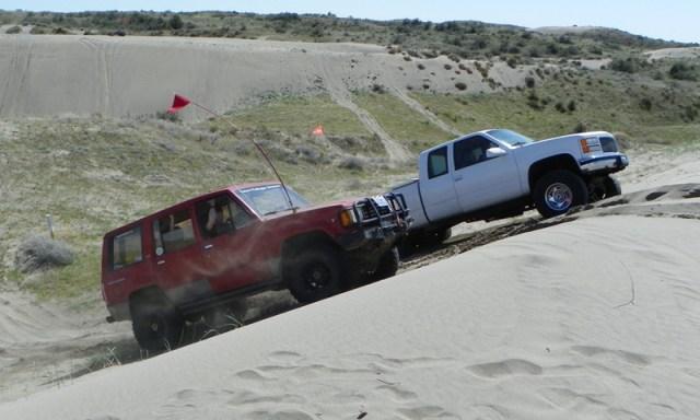 2012 Spring ORV Run at Juniper Dunes 54