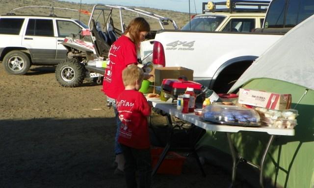 2012 Spring ORV Run at Juniper Dunes 100