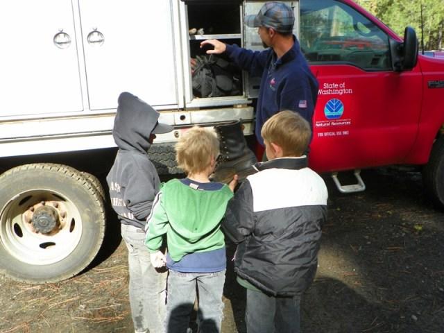 Wildfire Awareness Week: Ahtanum Campground 14