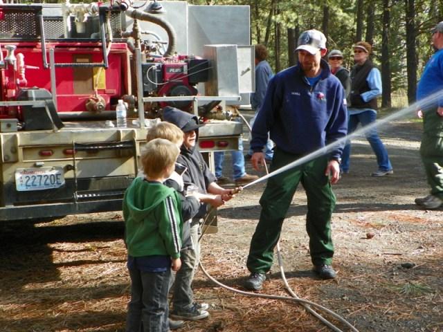 Wildfire Awareness Week: Ahtanum Campground 18