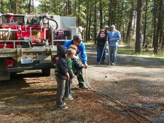 Wildfire Awareness Week: Ahtanum Campground 19