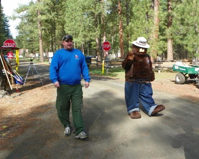 Wildfire Awareness Week: Ahtanum Campground 21