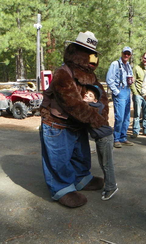 Wildfire Awareness Week: Ahtanum Campground 24