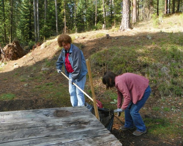 Wildfire Awareness Week: Ahtanum Campground 44