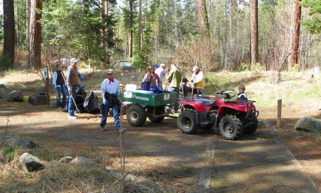 Wildfire Awareness Week: Ahtanum Campground 54