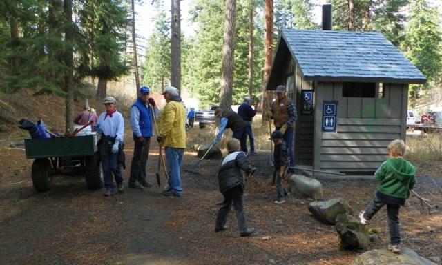 Wildfire Awareness Week: Ahtanum Campground 55