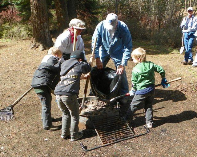 Wildfire Awareness Week: Ahtanum Campground 59
