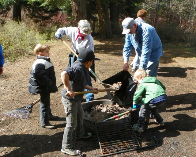 Wildfire Awareness Week: Ahtanum Campground 60