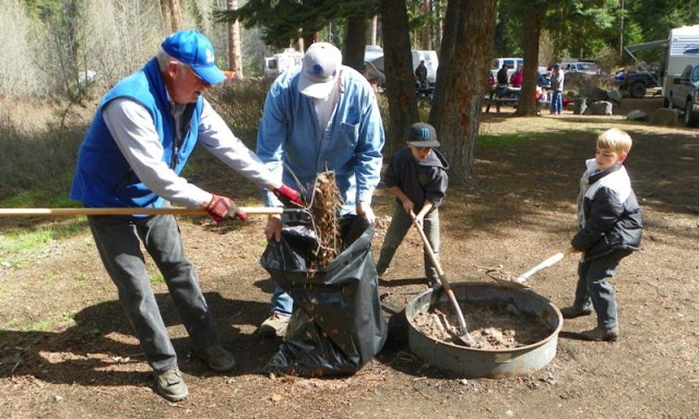 Wildfire Awareness Week: Ahtanum Campground 63