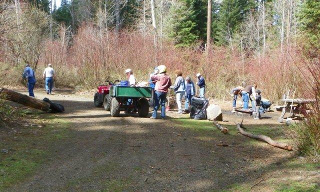 Wildfire Awareness Week: Ahtanum Campground 65