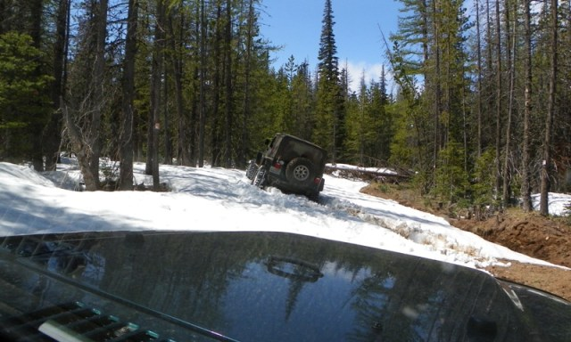 Memorial Day 4×4 Snow Run at the Ahtanum State Forest 16