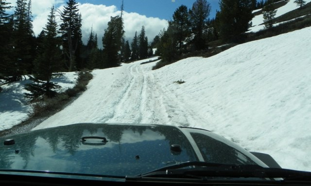 Memorial Day 4×4 Snow Run at the Ahtanum State Forest 58