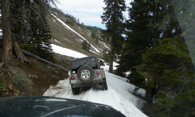 Memorial Day 4×4 Snow Run at the Ahtanum State Forest 66