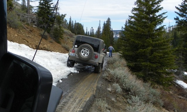 Memorial Day 4×4 Snow Run at the Ahtanum State Forest 72