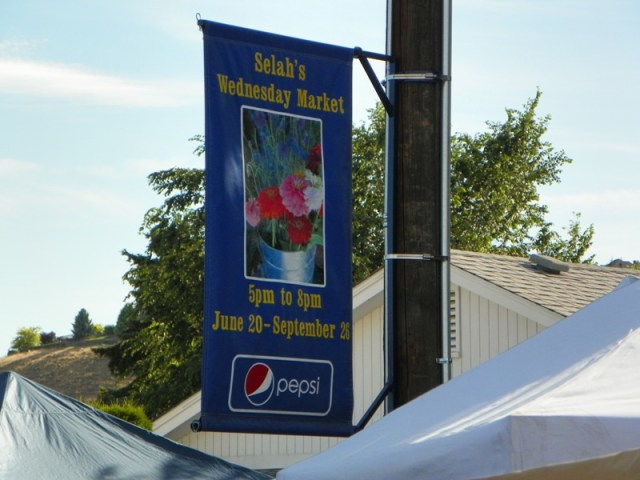 Photos: Selah's Wednesday Market 2012 Season Opening 1