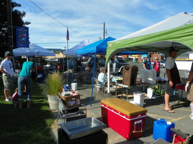 Photos: Selah's Wednesday Market 2012 Season Opening 8