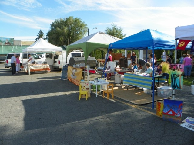 Photos: Selah's Wednesday Market 2012 Season Opening 33