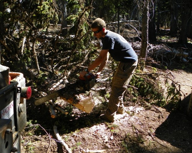 2012 Ahtanum State Forest Camp-out & Clean-up 21