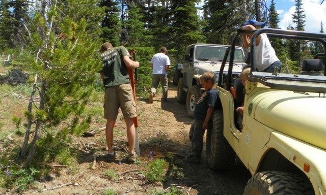 2012 Ahtanum State Forest Camp-out & Clean-up 54