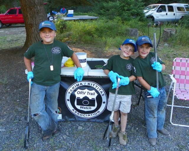 2012 Ahtanum State Forest Camp-out & Clean-up 97
