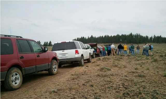 DNR/WDFW Naneum Ridge Field Trip 5