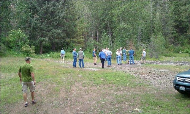 DNR/WDFW Naneum Ridge Field Trip 16
