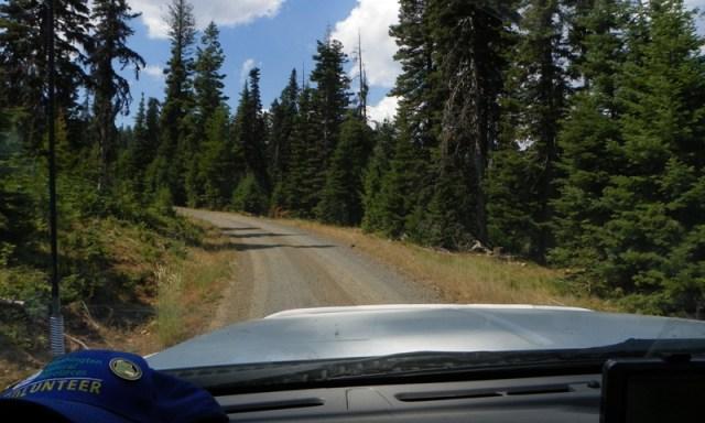 Little Bald Mountain Backroads Trip 1