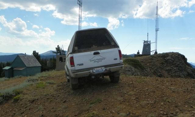 Little Bald Mountain Backroads Trip 16