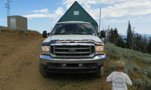 Little Bald Mountain Backroads Trip 18