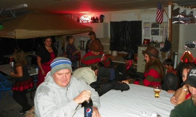 halloween party in Selah