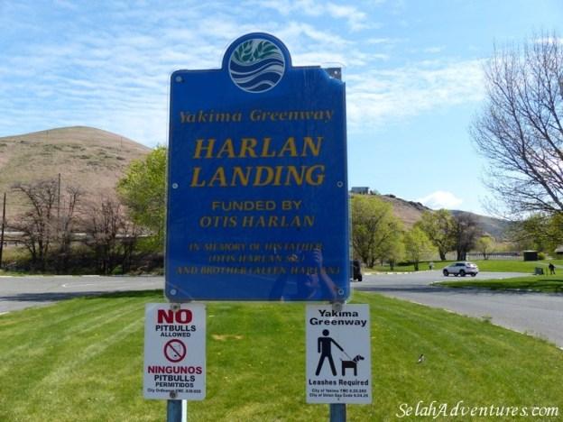 Selah Harlan Landing Park