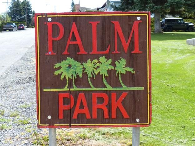 Selah Palm Park