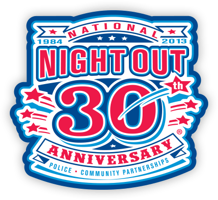 National Night Out in Selah - Aug 6 2013 1