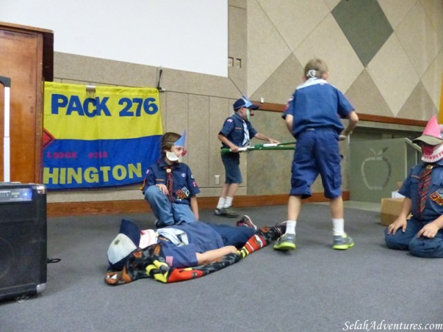 Selah Cub Scout Pack 276