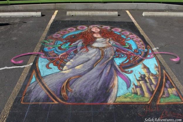 Selah Celebrates Art