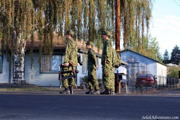Selah - Army Base Race