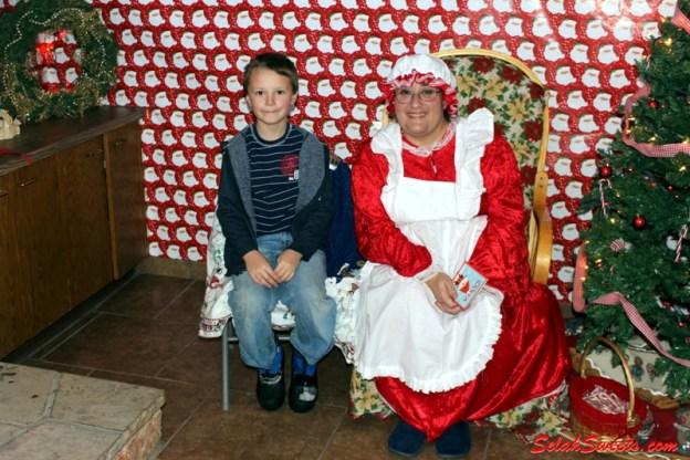 Selah - Mrs. Claus