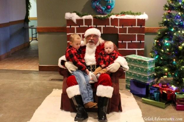 Selah Kiwanis Breakfast with Santa