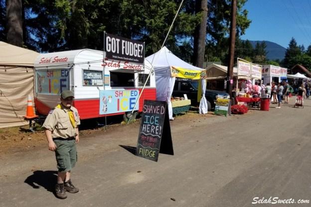 Packwood Flea Market
