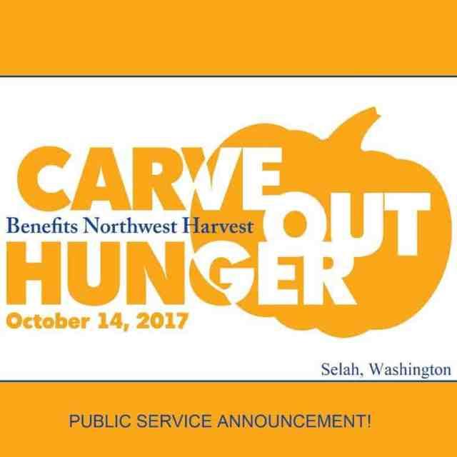 Northwest Harvest Carve Out Hunger