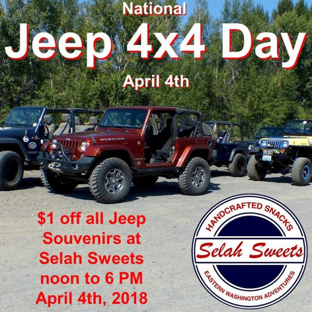 National Jeep 4x4 Day