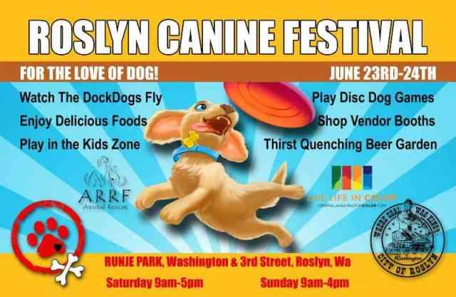 Roslyn Canine Festival