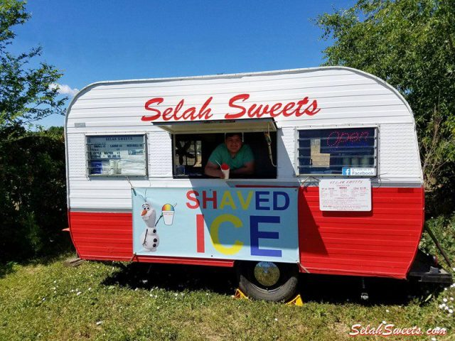 Mobile Shaved Ice