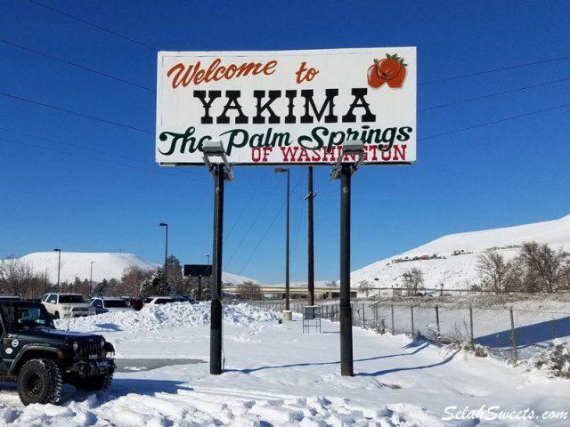 Yakima - The Palm Springs of Washington