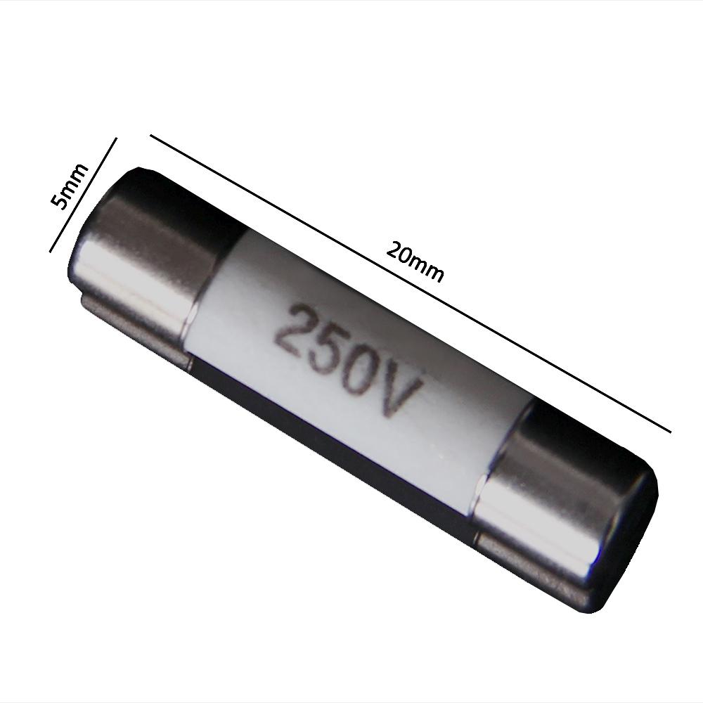 hight resolution of ceramic fuse 20mm 7a 250v