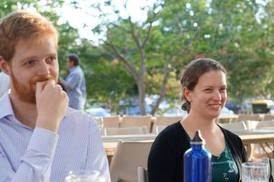 Daniel and Jayne
