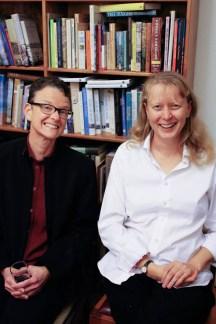 Carolyn Strange and Rebecca Jones