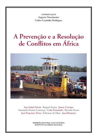 A prevenção e a resolução de conflitos em África